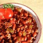 Image of A 1 Chili, Back of the Box