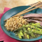 Image of Asparagus Stir-Fry, Back of the Box