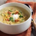 Bacon & Baked Potato Soup