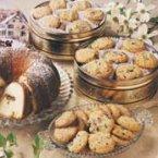Black Walnut and Oatmeal Cookies