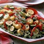 Butter Roasted Vegetable Toss