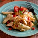 Caesar Chicken Pasta