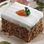 Carrot-Walnut Cake