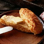Cheddar Pan Biscuits