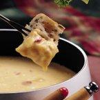 Cheese and Artichoke Fondue
