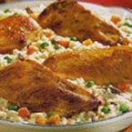 Chicken & Roasted Garlic Risotto