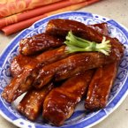 Chinese-Style Barbecue Ribs