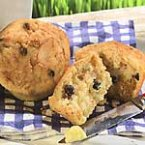 Citrus Blueberry Muffins