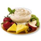 Creamy Cinnamon Fruit Dip