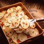 Easy Parmesan Potatoes