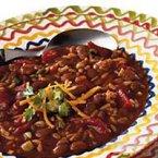Fiery Rice 'n Bean Soup