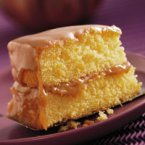 Golden Caramel Cake