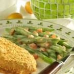 Green Beans In Cheese Sauce