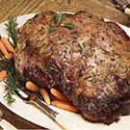 Herb-Roasted Lamb