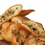 Herbed Bread Chips
