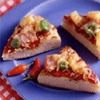 Hot 'N Sweet Pizza