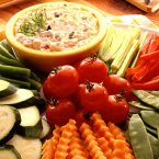 Hot Pepper Vegetable Dip