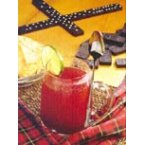 Hot Pineapple Cranberry Sip