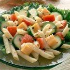 Italian Pasta & Tomato Salad