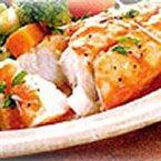 Lemon Pepper Fish and Vegetables