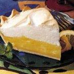 Luscious Lemon Meringue Pie