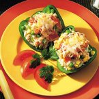 Mexican Style Stuffed Peppers