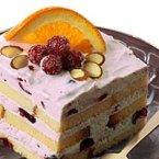 Orange Cranberry Trifle