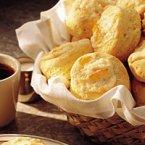 Orange Cream Cheese Biscuits