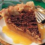 Orange-Pecan Pie