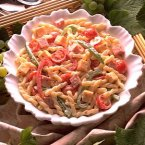 Peppery Pasta Salad