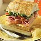 Quick & Easy Sub Sandwich