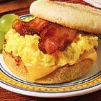 Quick Breakfast Sandwich