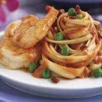 Quick Shrimp & Linguini