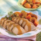 Swanson Roast Pork with Green Apples