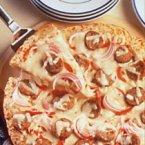 San Francisco Teriyaki Pizza