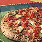 Santa Fe Bacon Pizza