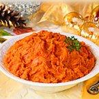 Savory Mashed Sweet Potatoes