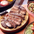 Sizzling Tex-Mex Steak