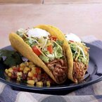 Slow-Cooked Shredded Beef Tacos