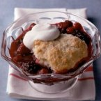 Southern Berry Cobbler