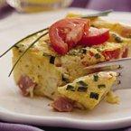 Springtime Ham and Egg Bake