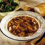 Swanson® Beef Barley Soup