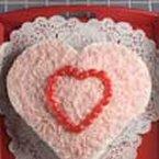 Sweet Heart Cut-Up Cake
