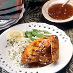 Teriyaki-Lemon Glazed Chicken